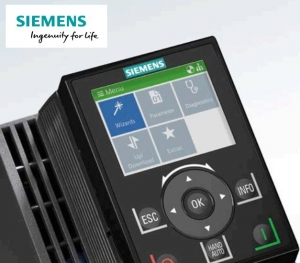 Siemens - From Micromaster Over To Sinamics