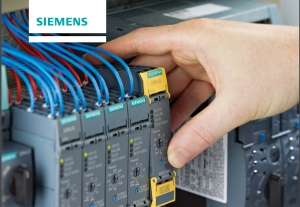 Siemens - Start-up With A Small Footprint