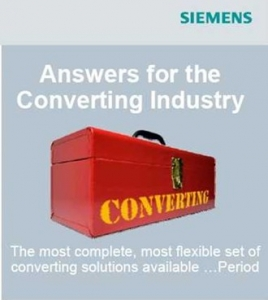The Siemens Converting Industry Toolbox