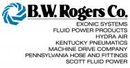 B.W. Rogers Co.