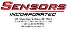 Sensors, Incorporated